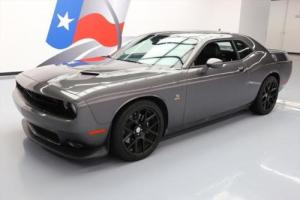 2015 Dodge Challenger R/T SCAT PACK HEMI 6-SPD NAV Photo