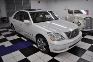 2004 Lexus LS ONE OWNER - 30K MILES - NAVIGATION