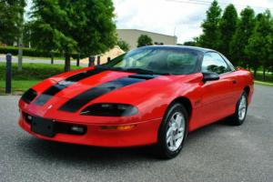 1995 Chevrolet Camaro Z28 67,330 Actual Miles Clean Carfax 5.7L V8 Wow!