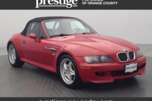 2000 BMW M Roadster & Coupe M 3.2L