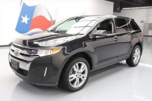 2012 Ford Edge LIMITED PANO VISTA SUNROOF NAV 20'S