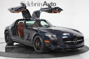 2012 Mercedes-Benz SLS AMG $ 254,895 MSRP