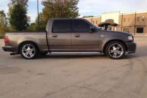 2002 Ford F-150 Harley Photo