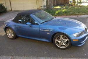 2000 BMW M Roadster & Coupe Z3