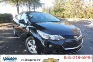 2017 Chevrolet Cruze 4dr Sedan Automatic LS
