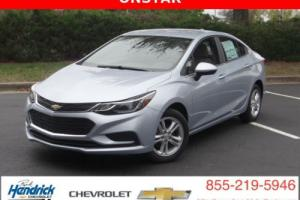 2017 Chevrolet Cruze 4dr Sedan Automatic LT