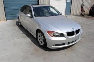 2008 BMW 3-Series 328i Premium Package Automatic Sedan 28 mpg
