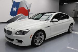 2014 BMW 6-Series 650I XDRIVE GRAN COUPE AWD M SPORT NAV