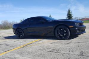 2011 Chevrolet Camaro SS/RS