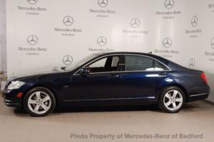 2012 Mercedes-Benz S-Class 4dr Sedan S550 4MATIC