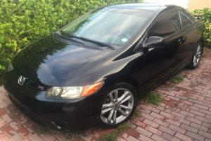2007 Honda Civic S I
