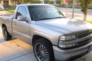 2002 Chevrolet C/K Pickup 1500 Silverado 1500 Photo