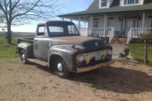 1954 Ford F-100 F 100 1/2 Ton Shor box V8