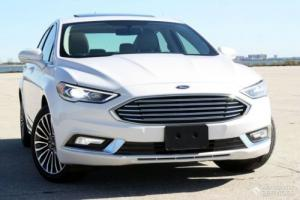 2017 Ford Fusion NO RESERVE!!! CLEAN CARFAX!!! ONE OWNER!!!