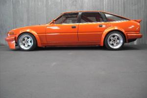 Rover SD1 track day race car