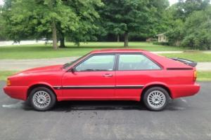 1986 Audi 80 Coupe Photo