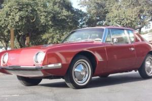 1963 Studebaker Avanti R2 Photo