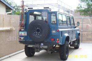 1987 Land Rover Defender 110 Photo
