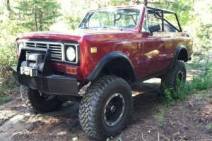 1976 International Harvester Scout Scout 2