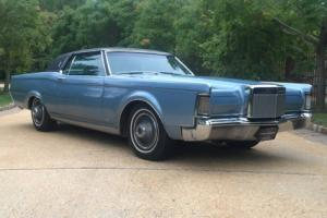 1969 Lincoln Continental Mark III for Sale
