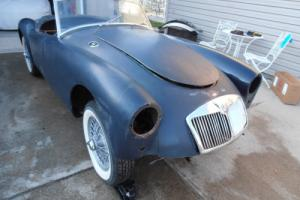 1956 MG MGA Roadster
