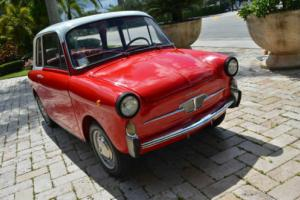 1964 Fiat 500 Collector's SEE VIDEO!