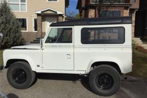 1982 Land Rover Defender Hard Top & Roll Cage with Soft Top Photo