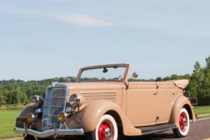1935 Other Makes Model 48 Deluxe Convertible Sedan