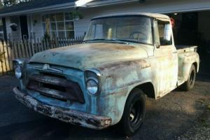 1957 International Harvester Other Stepside short bed