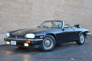 1989 Jaguar XJS 2dr Convertible