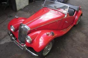 1954 MG T-Series TF 1250