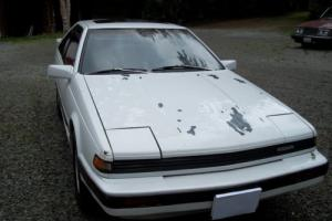 1987 Nissan 200SX SE V6 5 speed