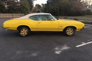 1972 Oldsmobile Cutlass Photo