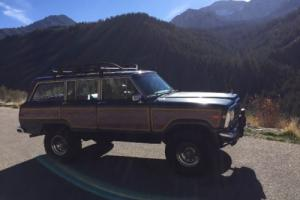 1989 Jeep Wagoneer Grand Wagoneer Photo