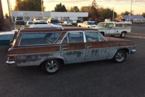1965 770 Classic Station Wagon 770 Wagon Photo
