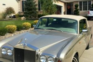 1980 Rolls-Royce Other silver wraith 2