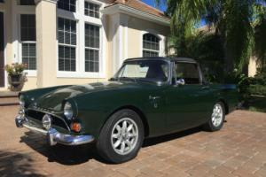 1966 Sunbeam Sunbeam Tiger Photo