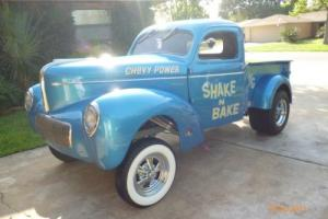 1941 Willys Willys no