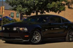 2012 Ford Mustang GT Premium 5.0 6-SPEED!