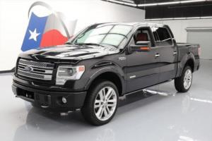 2013 Ford F-150 LIMITED ECOBOOST 4X4 SUNROOF NAV
