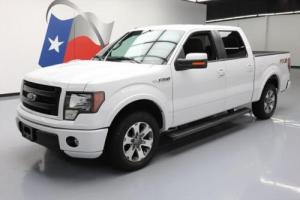 2013 Ford F-150 FX2 SPORT CREW SIDE STEPS TOW HITCH
