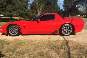 2002 Chevrolet Corvette Z06 Photo
