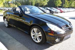 2011 Mercedes-Benz SLK-Class SLK300 POWER HARD TOP CONVERTIBLE RWD