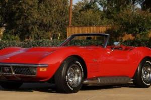 1971 Chevrolet Corvette BIG BLOCK 4-SPEED