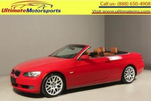 "2009 BMW 3-Series 2009 328i LEATHER SPORT PKG HEATSEAT 18"" IMOLA RED"
