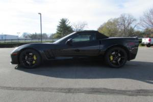 2013 Chevrolet Corvette 2dr Convertible Grand Sport w/3LT