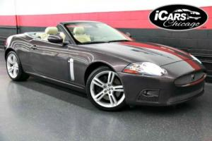 2008 Jaguar XK 2dr Convertible
