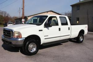 1999 Ford F-350 Superduty Longbed CREW 4 Door 7.3 Texas Diesel