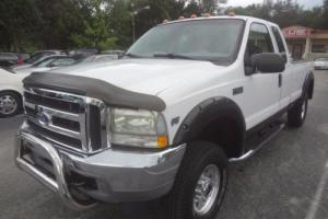 "2002 Ford F-250 Supercab 158"" XLT 4WD"