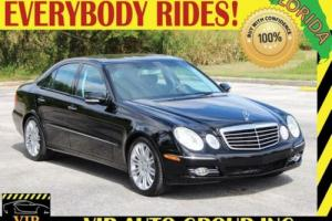 2007 Mercedes-Benz E-Class E350 Florida Car Prestine Condition